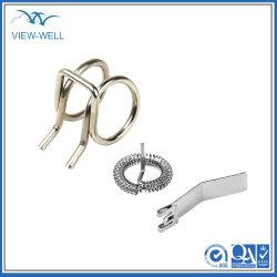 Kundenspezifische Präzisions-Metalteile gebildet durch stempelnde und maschinell bearbeitentechnologie