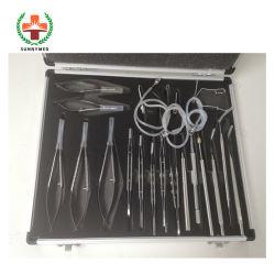 Sb0330 Guangzhou en acier inoxydable ensemble de la cataracte ophtalmiques Instrument chirurgical