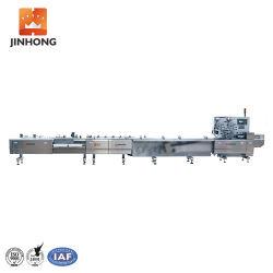 Vollautomatische Papierzuführung Füllmaschine Horizontale Verpackungsmaschine für Brot und Kuchen