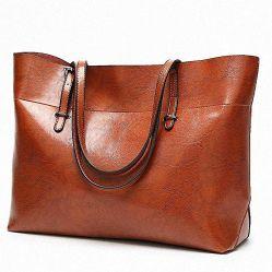 Dama Bolso Bolso del diseñador de la bolsa de la mujer PU Bolsa de piel moda Dama Réplica de bolsos al por mayor de Tote Handbag (Biblioteca Digital Mundial1314)