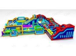 2019 nouveau monstre de saut à l'intérieur du château de terrain de jeux gonflables Funcity Chob1240
