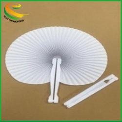 Moulin à vent Moulin à Vent de bambou décoratifs décoratifs ronde ventilateur Ventilateur de la soie