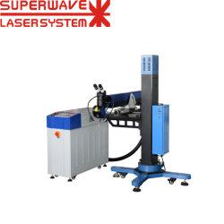 Kundenspezifisches schwarzes Form-Reparatur-Laser-Schweißgerät