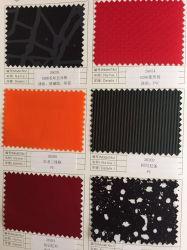 100% polyester antistatique ESD de maillage uniforme de conducteur de l'habillement Nontissé pour salle blanche