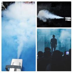 Telecomando decorazione sfondo palco 1200 W Smoke Machine per Faro mobile a LED