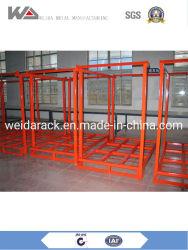 Muebles de metal industrial portátil el apilamiento de palet Post