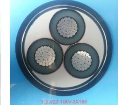 Отсутствие короткого замыкания XLPE Peoxide материала для подключения кабеля питания XLPE-9101