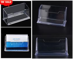 cadeau de promotion le plastique acrylique Business ID Porte-carte