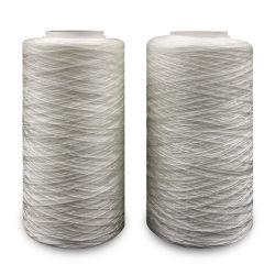 Commerce de gros draps de coton Viscose Raw fils mélangés