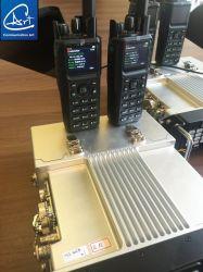 Armee verschlüsselter niedriges VHF-Fahrzeug-beweglicher bidirektionaler Radio mit Verschlüsselung AES-256