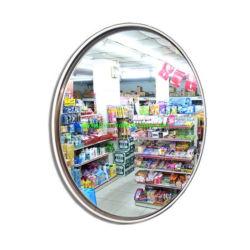 Professional durable miroir convexe réflecteur métallique ronde
