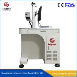 Galvo-Markeringsmachine Voor Chinese Fiberlaser Met Draaiknop