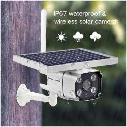 Everexceed 1080P 2MP de 4G / WiFi inalámbrico y Solar Impermeable IP67 Cámara de seguridad al aire libre