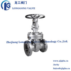 NACE Mr0175 Cast Steel WCB Flanged Trim5 ANSI150 OS&Y Rising stem BB Gate Valve Flying Wheel ofling wheel oiding