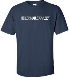 Создать свой собственный флот - синего цвета хлопок Tshirt мужчин