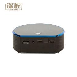1080P OEMデザイン高い明るさビジネスマルチメディアの小型プロジェクター