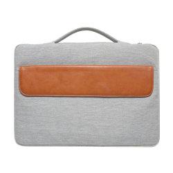 공장 직매 13.3 인치 MacBook 직업적인 공기를 위한 대중적인 디자인 핸드백 어깨에 매는 가방 소매 휴대용 퍼스널 컴퓨터 부대 상자 노트북 휴대용 퍼스널 컴퓨터 부대
