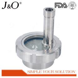Vetro di vista chiaro igienico sanitario dell'indicatore dell'acciaio inossidabile LED del commestibile