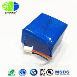 3.7V 6000mAh 104242 3p Pak Lipo van de Batterij van Li van het Lithium het Ionen