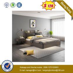 Cama moderna chinesa Sala de madeira Home Hotel Sofá móveis de quarto