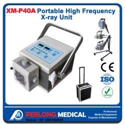 Xm-P40A медицинских высокой частоты портативных рентгеновских прав/Vet имеющихся