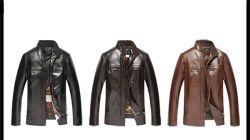 Personnaliser en gros au détail la mode couche de jupes de l'hiver d'unité centrale de cuir du Faux de nos d'usure d'Ourwear complétés par habillement hommes d'habillement de femmes