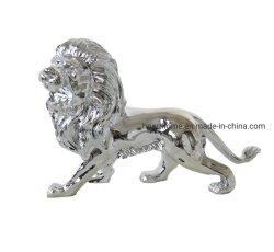 اصطناعيّة حيوانيّ ييصفّي أسد راتينج حرفة تمثال صغير نموذج صناعة