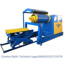 Bobina d'acciaio del macchinario di costruzione della Cina che fende & riga del macchinario di indietreggiamento