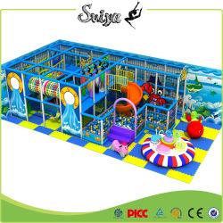 Новые поступления дешевые небольшой крытый игровая площадка для детей