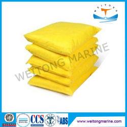 Промышленности вредных химических веществ впитывающей подушкой