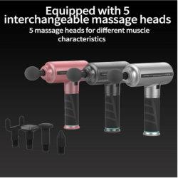 Het draagbare Kanon van de Massage met het Verwarmen van de Hoofden van de Massage voor Slaande Therapie (Y1000)