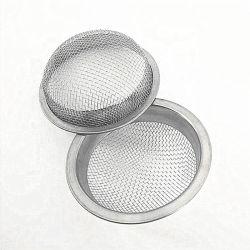 O plástico Sacos tecidos de uso da Linha de Aço Inoxidável Cinto de malha do filtro