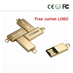 Настраиваемый логотип рекламных подарков флэш-накопитель USB Memory Stick объем памяти на диске