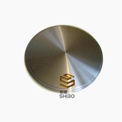 Молибденовая диск для вакуумных отличается неравномерностью покрытие целевой