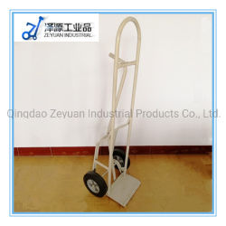 製造業者の頑丈な2つの固体車輪のプラットホーム手の鋼鉄Foldableツールのトロリー