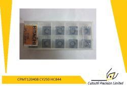 히타치 Cpmt120408 Cy250 맷돌로 가는 절단기 텅스텐 탄화물