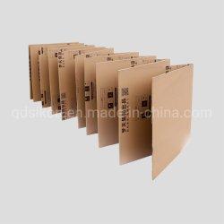 Быстрая доставка Fanfold картонных листов для упаковки