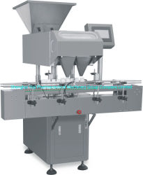 De automatische Tellende Machine van de Lopende band voor Capsule en Tablet