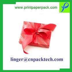 Sur mesure Rouge Petite boîte cadeau pour Noël & Holiday