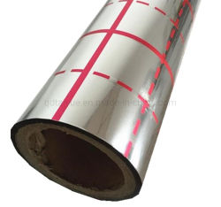 Quadrat metallisierter lamellierender Haustier-Aluminiumfilm für Fußboden-Heizung