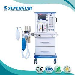 S6100A equipamentos médicos a recuperação de energia móvel UTI Pediátrica anestésica máquina de ventilador, ventiladores de oxigénio