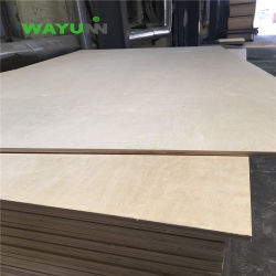 UVBirch Fancy Plywood MDF Board für Furniture
