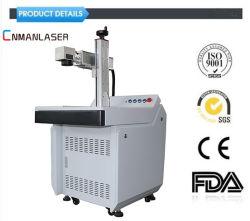 Portátil motorizada 20W/30W de fibra de CNC marcadora láser para metal o metaloide/láminas de metal/acero inoxidable con Ce FDA SGS