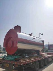 Caldaia a vapore completamente automatica infornata combustibile industriale del gasolio di scambio termico migliore