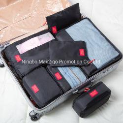 7 conjunto de agregado familiar multifuncional de lingerie Viagem Saco de armazenamento