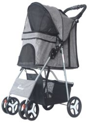 Для использования вне помещений поездки собака перевозчика Stroller ПЭТ для собак