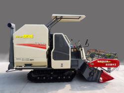 중국 농업 라이스는 하베스터 기계를 4lz-5.0z로 결합합니다