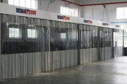 Yokistar Prep Station Industriële Autospray Booth met CE-certificaat