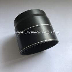 Высокая точность пользовательских латунной или алюминиевых повернув обработки адаптер объектива камеры цилиндра экструдера