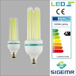 L'efficacité de l'enregistrement de l'énergie de lumière LED 2u 3u 4u 5W~40W Ampoule de maïs
